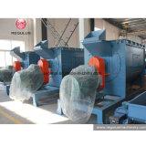 El hilado de los PP recicla la lavadora material