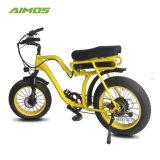 Changzhou OEM Aimos Personnaliser Hot Sale 20''*4.0 Fat pneu vélo électrique