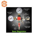 Reguladores de la cerveza con un Gague