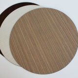 Parte superior de tabela de madeira impermeável de alta pressão do estojo compato HPL da resistência térmica de Fumeihua