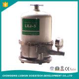 Marca Lushun 1200 litros/h purificador de aceite de la centrífuga con un rendimiento estable
