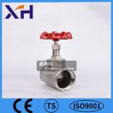 Válvula de globo de acero inoxidable 304 DN15