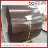 Bobine en acier de Galvalum de couleur pour le réservoir de stockage de pétrole et la feuille de toiture