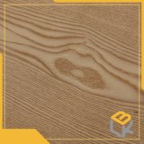 El patrón de grano de madera de sauce la impresión de papel decorativo para el piso, puerta de la superficie, los muebles de fábrica china