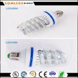 5W/7W/9W Lámpara espiral LED Lámpara de ahorro de energía
