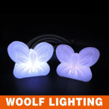 Belle couleur de la lampe RVB 16 de Tableau de lumière de guindineau de DEL à télécommande