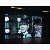 Tamaño del módulo 256*128 mm P8 al aire libre de visualización de vídeo LED