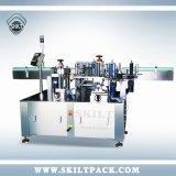 Machine à étiquettes de collant liquide rotatoire automatique de bouteille