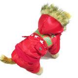 Cálido Invierno caliente perro Down Jacket