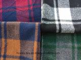 Ткань Hw1569 100%Poly поддельный связанная шерстями