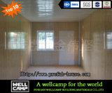 Wellcamp fabrizierte Nächstenliebe-Vorgangs-Behälter-Häuser/Behälter-Haus vor