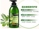 Anti-Caspa verde oliva que hidrata el champú sedoso 400ml del pelo de Bioaqua