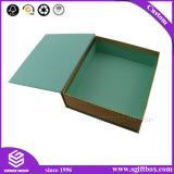 Magnifique boîte cadeau en carton à la main