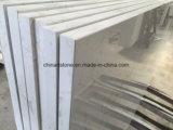 タイルのためのVolaksの中国の白い大理石の平板