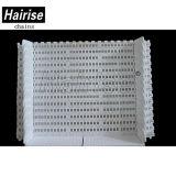 Type plat de Hairise 5936 bande de conveyeur avec Sidewall&Baffle