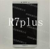 Экран LCD замены мобильного телефона цены хорошего качества дешевый для Oppo R7 плюс