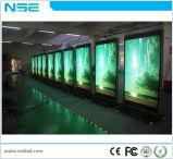 T 전화 시리즈 옥외 HD LED 지능적인 광고 포스터 전시