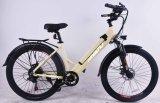 جديدة وصول حديث تصميم [أونيسإكس] كهربائيّة مدينة دراجة