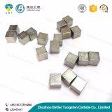 2 once di cubi del tungsteno
