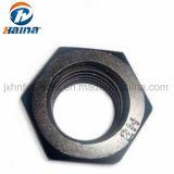 L'acier au carbone ASTM A193/A194 de 2h l'écrou hexagonal avec Zinc-Plated lourd