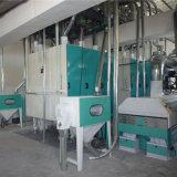 Semolinaの澱粉メイダのための100t小麦粉の製造所機械