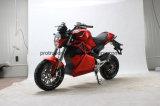 motor eléctrico de la parte posterior de la motocicleta 72V20ah