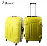 4 Колеса жестких пластмассовых детей Американской Торговой марки яркий цвет поездки багаж