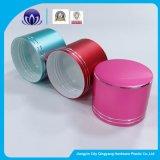 Buntes Aluminiumplastikschliessen für die Kosmetik, die 45mm Flaschenkapsel verpackt