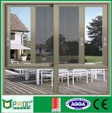 Окно алюминия высокого качества/алюминиевых сползая