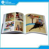 Soft Cover Perfect Binding Book Printing
