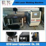 Pubblicità della saldatrice del laser della lettera del metallo 300W
