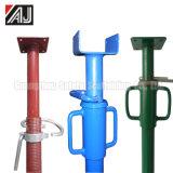 Justierbare Stützbalken-Stahlstützen, Guangzhou-Hersteller