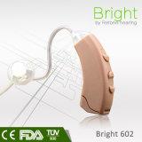 Amplificador de Audição - Aparelhos Auditivos pessoais - Qualidade Digital - Bright 602