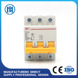 Certificado CE baratos C45 Disyuntor miniatura MCB 2017año