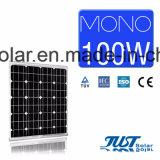 2017 Mono солнечный модуль 100W 36cells для домашней пользы