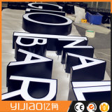 Van de Professionele Uitstekende LEIDENE van China LEIDENE van de Reclame Fabrikant van Sigages de Naar maat gemaakte Commerciële Tekens van het Kanaal