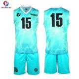 Venda por grosso de basquete da juventude de vestuário de Camisolas Personalizadas de Design do basquetebol Sublimação Jersey