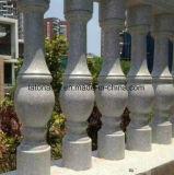 Baluster de pedra da escada do granito para interno e ao ar livre
