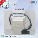 Máquina de fatura de gelo grande do cubo da capacidade para Indonésia