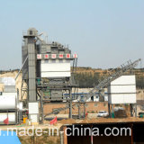 Baghouse Umweltschutz 80 Tonne pro Stunden-Asphalt-Mischanlage mit niedriger Emission
