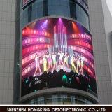 180W pantalla de visualización al aire libre media del brillo 6500CD/M2 SMD P10-2 LED
