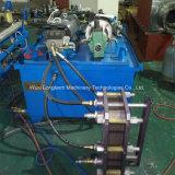 Los cilindros de extintor de incendios que hace la máquina