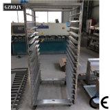 Haute efficacité commerciaux de boulangerie 64 bacs de Gaz de four rotatif prix d'usine