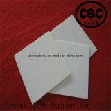 Piastrina di ceramica dell'isolamento dell'allumina di ceramica della parte