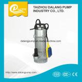 Qdx1.5-17-0.37f Shimige Typee submersible électrique de la pompe à eau pour l'Agriculture Utilisation