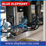 Ranurador 1122 del CNC de Ele del precio de la máquina del ranurador del CNC con vacío y colector de polvo para la venta
