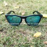 بالجملة الصين مصنع كبيرة [هندمد] [إور] زاهية مرآة عدسة نظّارات شمس