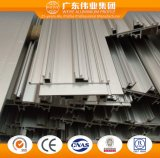 Profili di alluminio rivestiti della polvere per la finestra di scivolamento con la certificazione di TUV