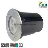 Wasserdichter IP68 LED heller Unterwasserswimmingpool beleuchtet Brunnen-Lampe