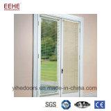 Il vetro di finestra della gelosia del Sunroom della villa fissa il prezzo della finestra di alluminio del portello